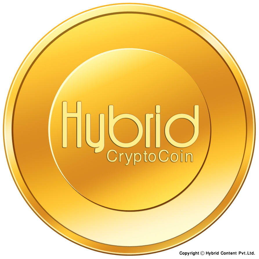 Hybrid-Content-Crypto-currency